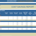 COST SAVINGS – REALLY?