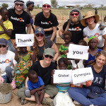 Big Thank You from BuildOn